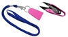 """Picture of 4 3/4"""" DURA-SNIPS WITH NECK STRAP"""